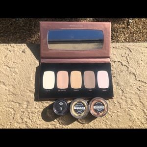 BareMinerals Loose Eyeshadows and Palette Bundle